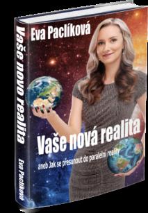 Kniha Vaše nová realita cover